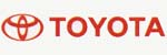 TOYOTA aut� gy�rt� log�