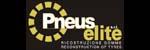 A PNEUS ELITE autógumi gyártó logója.