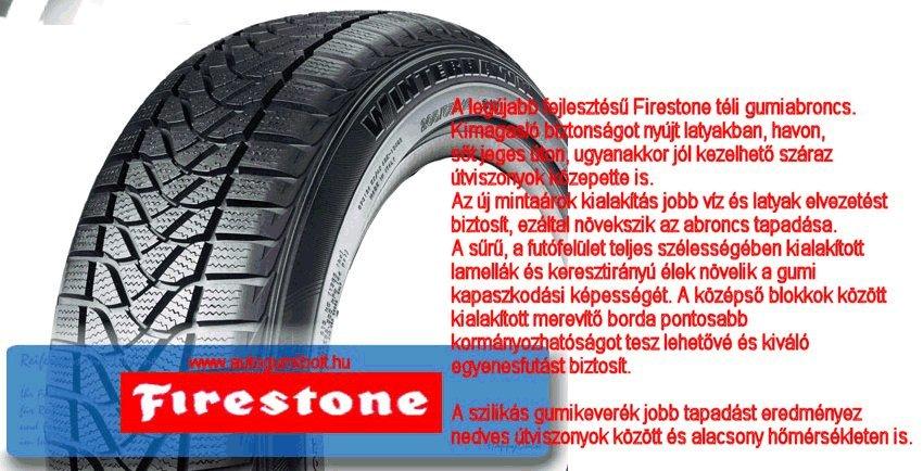 firestone autógumi gyártó logo